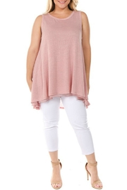 Spin USA Lined Tank Tunic - Product Mini Image