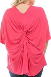 Spin USA Tie Back Top - Front full body