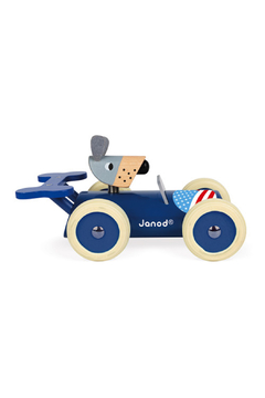 Janod Spirit Car Steve - Alternate List Image