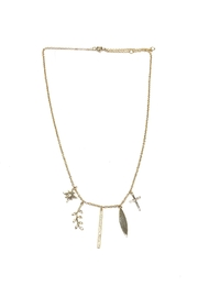 Lets Accessorize Spiritual Charm Necklace - Product Mini Image