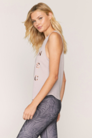 Spiritual Gangster  Moon and Stars Graphic Tank - Side cropped
