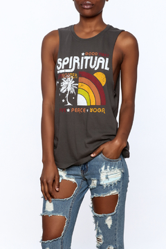 SPIRITUAL GANGSTER Muscle Tee - Product List Image