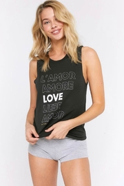 SPIRITUAL GANGSTER Amore Muscle Tank - Product Mini Image