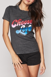 SPIRITUAL GANGSTER Choose Love Tee - Product Mini Image