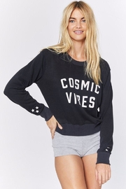 SPIRITUAL GANGSTER Cosmic Vibes Crew - Front cropped