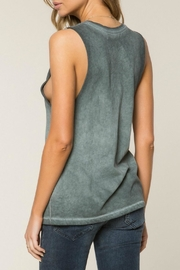 SPIRITUAL GANGSTER Excite Rocker Tank Top - Side cropped