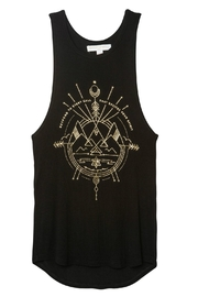 SPIRITUAL GANGSTER Excite Your Spirit Tank - Side cropped