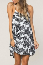 SPIRITUAL GANGSTER Floral Cross-Back Dress - Product Mini Image