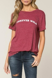 SPIRITUAL GANGSTER Forever Wild Tee - Product Mini Image