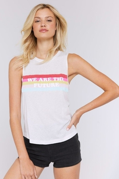 SPIRITUAL GANGSTER Future Muscle Tank - Product List Image