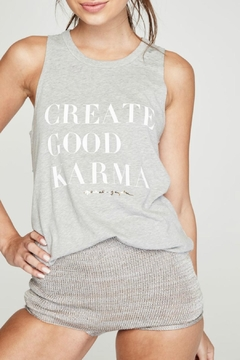 SPIRITUAL GANGSTER Good Karma Tank - Product List Image