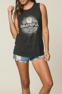 SPIRITUAL GANGSTER Grateful Tank Top - Product List Image
