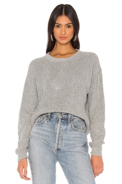 SPIRITUAL GANGSTER Halley Chunky Sweater - Alternate List Image
