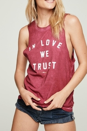 SPIRITUAL GANGSTER In Love Tank - Product Mini Image