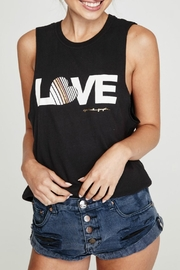 SPIRITUAL GANGSTER Love Graphic Tank - Product Mini Image