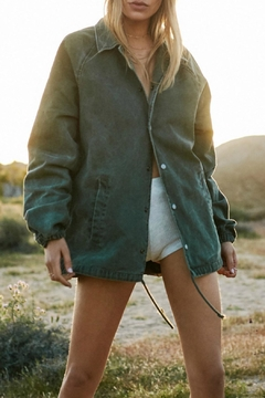 SPIRITUAL GANGSTER Love More Jacket - Product List Image