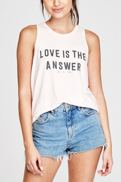 SPIRITUAL GANGSTER Love Tank - Product List Image