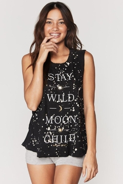 SPIRITUAL GANGSTER Moon Child Tank - Product List Image