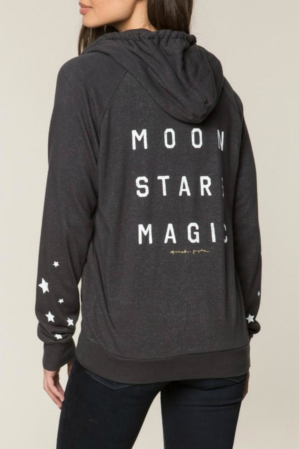SPIRITUAL GANGSTER Moon Stars Magic - Front Full Image