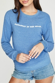 SPIRITUAL GANGSTER Namastay Shade Pullover - Product Mini Image