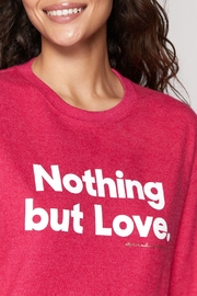 SPIRITUAL GANGSTER Nothing But Love - Back cropped