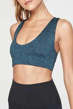 SPIRITUAL GANGSTER Plunge Active Bra - Product List Image