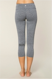 SPIRITUAL GANGSTER Power Crop Leggings - Front cropped