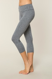 SPIRITUAL GANGSTER Power Crop Leggings - Side cropped