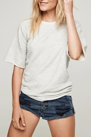 SPIRITUAL GANGSTER Roll Up Sweatshirt - Product Mini Image
