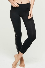 SPIRITUAL GANGSTER Sg Logo Legging - Product Mini Image