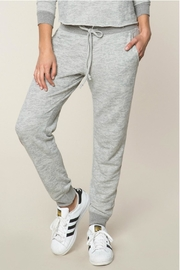 SPIRITUAL GANGSTER Skinny Jogger - Front cropped