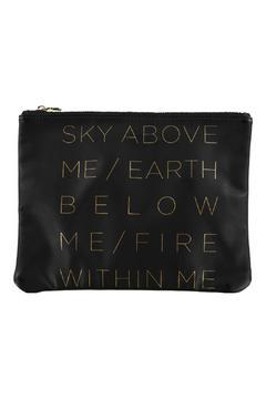 Shoptiques Product: Sky Earth Fire