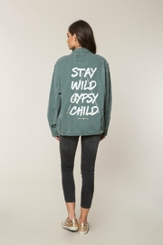 SPIRITUAL GANGSTER Stay Wild Jacket - Other