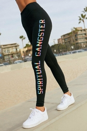 SPIRITUAL GANGSTER Varisty Legging - Product Mini Image