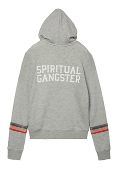 SPIRITUAL GANGSTER Varsity Kids Hoodie - Alternate List Image