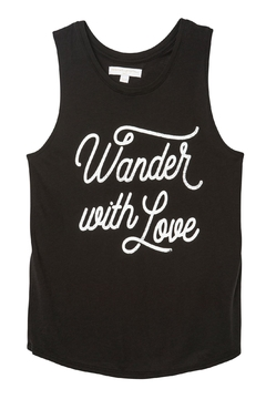 Shoptiques Product: Wander Love Tank Top
