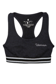 SPIRITUAL GANGSTER Warrior Athletic Bra - Product Mini Image