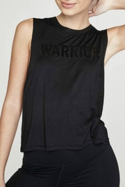 SPIRITUAL GANGSTER Warrior Crop Tank - Product Mini Image