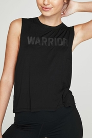 SPIRITUAL GANGSTER Warrior Cropped Tank - Product Mini Image