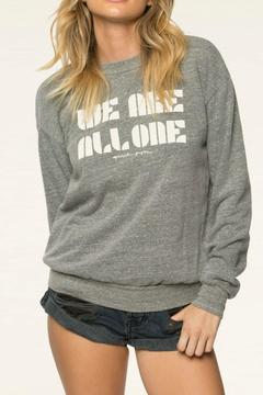 Shoptiques Product: We Are One Sweater