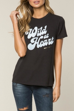 SPIRITUAL GANGSTER Wild Heart Tee - Product List Image