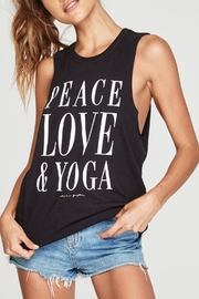 SPIRITUAL GANGSTER Yoga Tank - Product Mini Image
