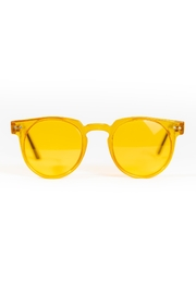Spitfire All Orange Sunglasses - Front cropped