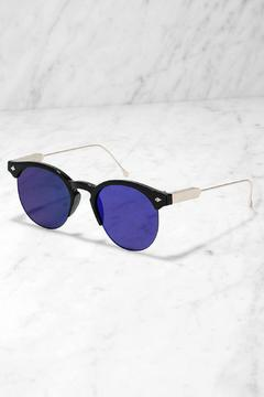 Spitfire Astro Black Sunglasses - Alternate List Image