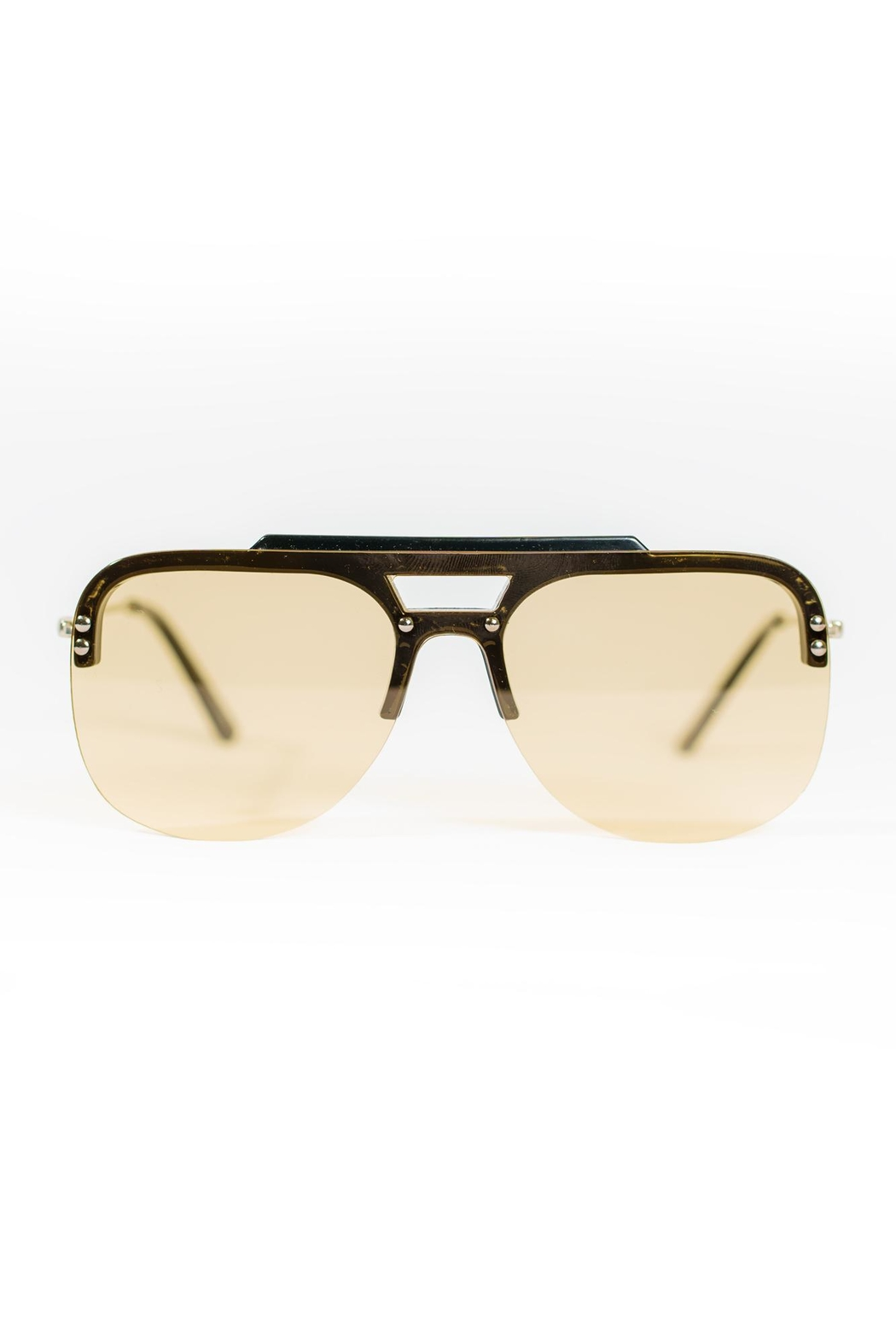 Spitfire Black Tan Sunglasses - Main Image