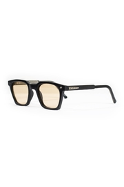 Spitfire Black Tan Sunglasses - Side cropped