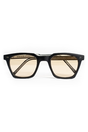 Spitfire Black Tan Sunglasses - Front cropped