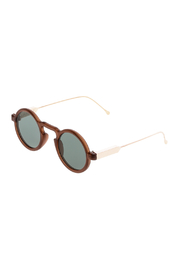 Spitfire Circle Sunglasses - Back cropped
