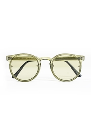 Spitfire Olive Green Sunglasses - Product Mini Image