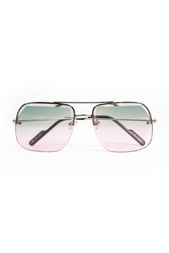 Spitfire Pink Blue Sunglasses - Product List Image